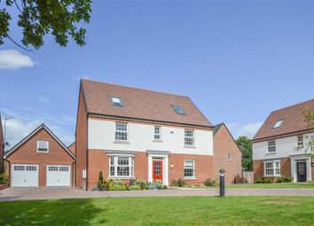 Thumbnail 5 bed detached house for sale in Arthur Martin-Leake Way, Ware, Hertfordshire