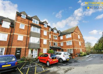 Thumbnail 2 bed flat for sale in Homelake House, Poole