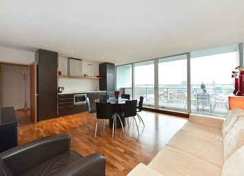 Thumbnail 2 bed flat to rent in The View, 20 Palace Street, London
