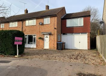 Thumbnail 4 bedroom semi-detached house for sale in Knolles Crescent, North Mymms, Hatfield