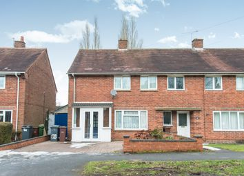 Thumbnail 3 bed end terrace house for sale in Kingslow Avenue, Warstones, Wolverhampton