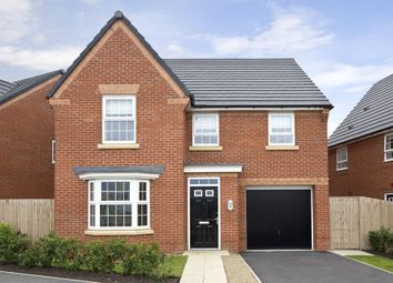 """Thumbnail 4 bedroom detached house for sale in """"Millford"""" at Manor Drive, Upton, Wirral"""