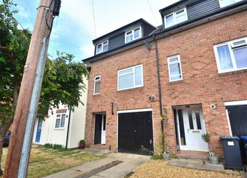 Thumbnail 4 bed town house for sale in Grange Road, Somersham, Huntingdon, Cambridgeshire