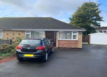 Thumbnail 2 bed bungalow to rent in Long Eaton, Nottingham