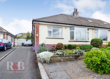 Thumbnail 2 bedroom semi-detached bungalow for sale in Harewood Avenue, Scotforth, Lancaster
