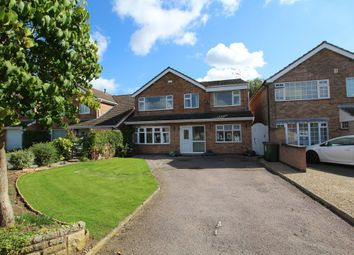 Thumbnail 4 bed detached house for sale in Park View, Sharnford, Hinckley