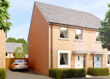 Thumbnail 2 bed semi-detached house for sale in Longhedge, Salisbury, Wiltshire