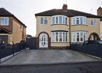 Thumbnail 3 bed semi-detached house for sale in Common Road, Wombourne, Wolverhampton
