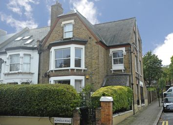 Thumbnail 2 bed flat to rent in Romola Road, Tulse Hill, London