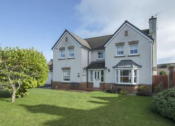 Thumbnail 4 bedroom detached house for sale in Kellie Wynd, Dunblane, Scotland
