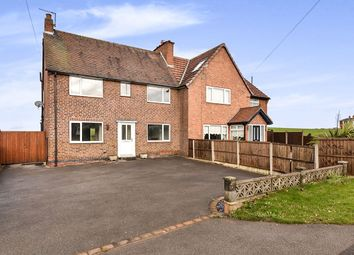 Thumbnail 3 bed semi-detached house for sale in Hilltop, Breadsall, Derby