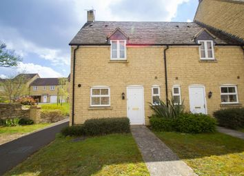Thumbnail 2 bed end terrace house to rent in Mill Street, Witney