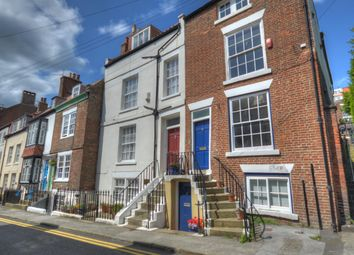 Thumbnail 4 bedroom terraced house for sale in Princess Street, Scarborough