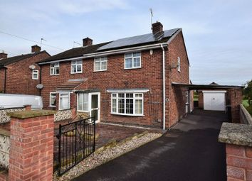 Thumbnail 3 bed semi-detached house for sale in North Side, Tupton, Chesterfield