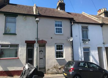 Thumbnail 2 bed terraced house for sale in 76 Charter Street, Chatham, Kent