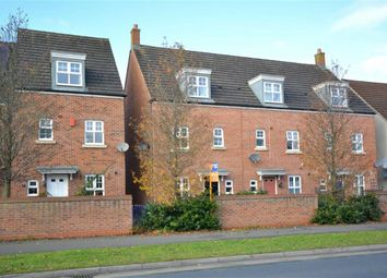 Thumbnail 4 bed end terrace house for sale in Woodvale Kingsway, Quedgeley, Gloucester