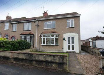 Thumbnail 4 bed end terrace house for sale in Jubilee Crescent, Mangotsfield, Bristol