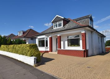 Thumbnail 4 bed detached house for sale in Netherhill Avenue, Glasgow