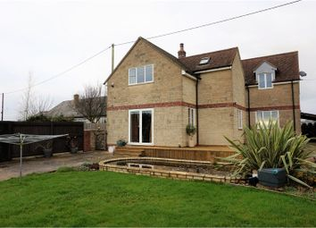 Thumbnail 4 bed detached house for sale in Woodville, Gillingham