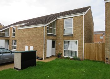 Thumbnail 2 bed terraced house for sale in Chestnut Way, Raf Lakenheath, Brandon