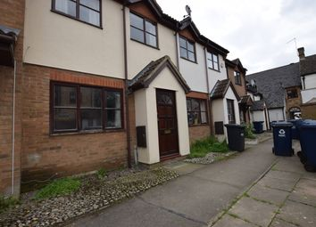 Thumbnail 2 bed terraced house to rent in Granary Court, Ramsey, Huntingdon