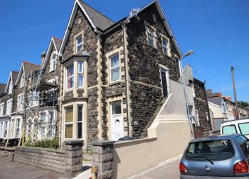 Thumbnail Terraced house for sale in Piercefield Place, Roath, Cardiff