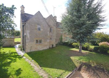 Thumbnail 4 bed cottage to rent in Windrush, Burford