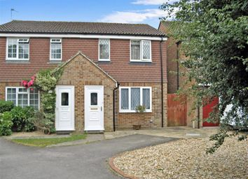Thumbnail 2 bed semi-detached house for sale in Mapledown Close, Southwater, Horsham, West Sussex