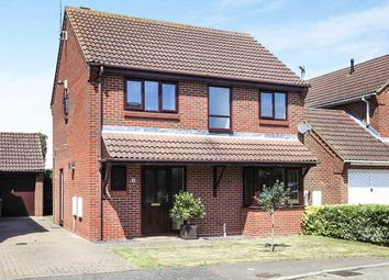 Thumbnail 4 bed detached house for sale in Spring Drive, Farcet, Peterborough