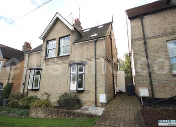 Thumbnail 3 bed semi-detached house for sale in Hillview Road, Mill Hill, London