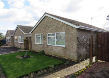 Thumbnail 2 bedroom detached bungalow for sale in Lee Road, Yaxley, Peterborough