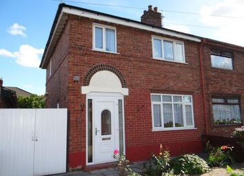 Thumbnail 3 bed semi-detached house for sale in Haryngton Avenue, Bewsey, Warrington, Cheshire