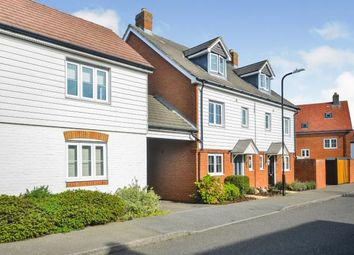Thumbnail 3 bed semi-detached house for sale in Bramble Walk, Kingsnorth, Ashford, Kent