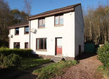 Thumbnail 3 bed semi-detached house for sale in Locheil Gardens, Glenrothes, Fife