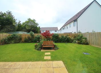 Thumbnail 4 bed detached house for sale in Mead Park, Bickington, Barnstaple