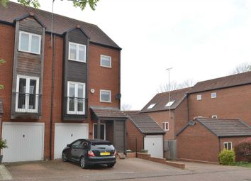 Thumbnail 4 bedroom end terrace house for sale in Maigno Way, Wolverton Mill, Milton Keynes