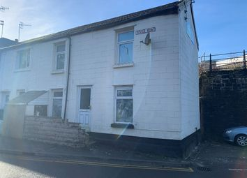 Thumbnail 2 bed end terrace house for sale in River Row, Abercynon, Mountain Ash
