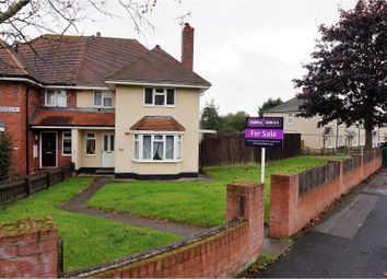 Thumbnail 4 bedroom semi-detached house for sale in Ruskin Road, Wolverhampton