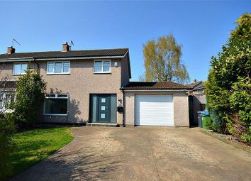 Thumbnail 4 bed end terrace house for sale in Manorbier Drive, Llanyravon, Cwmbran
