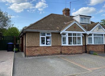 Thumbnail 2 bed semi-detached bungalow to rent in Stone Way, Duston Village, Northampton