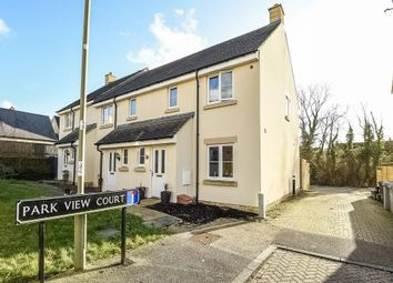 Thumbnail 3 bedroom semi-detached house for sale in Park View Court, Witney