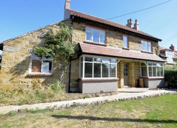 Thumbnail 4 bed semi-detached house for sale in High Street, Burniston, Scarborough, North Yorkshire