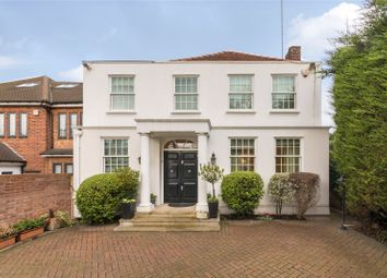 Thumbnail 3 bed detached house for sale in Hermitage Lane, London