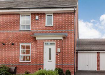 Thumbnail 3 bedroom semi-detached house for sale in Heathside Drive, Birmingham