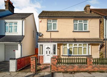 Thumbnail 3 bed detached house for sale in Campbell Road, Gravesend
