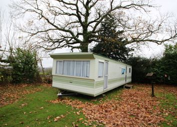 Thumbnail 3 bed mobile/park home to rent in Wickham Road, Curdridge, Southampton