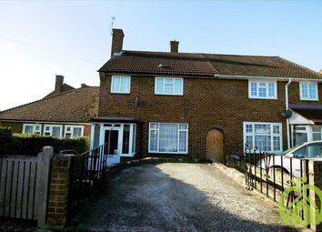 Thumbnail 2 bed terraced house to rent in Daventry Road, Romford