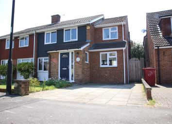 Thumbnail 4 bed semi-detached house for sale in Seacourt Road, Langley, Berkshire