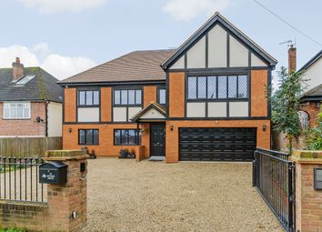 Thumbnail 5 bed detached house for sale in Mymms Drive, Brookmans Park, Hatfield