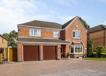 Thumbnail 5 bedroom detached house for sale in Lambourne Close, Bramcote, Nottingham